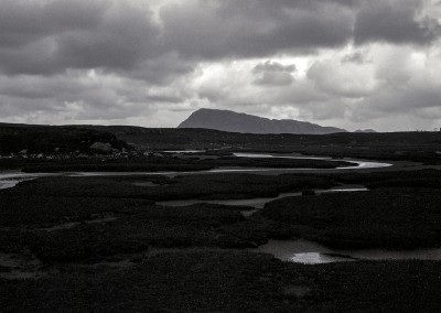 Eaval and Saltmarsh, North Uist, Outer Hebrides
