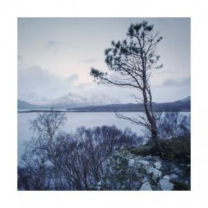 Ob Mheallaidh and Liathach , snow, torridon, scotland, north west scotland