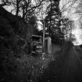 XXIX - Tractor and Phone Box, North Wales