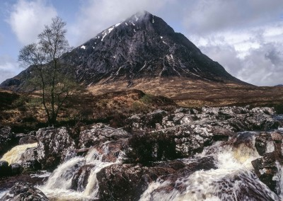 Buachaille Etive Mor, West Highlands Scotland