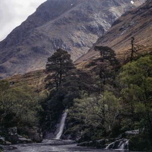 Glen Etive, West Highlands, Scotland