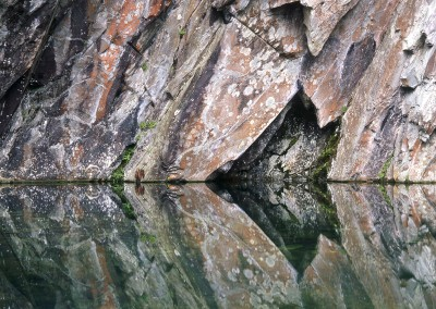 Rydal Cave Reflections, Lake District