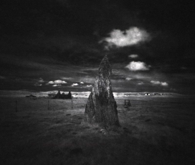 New Black and White Pinhole Photography