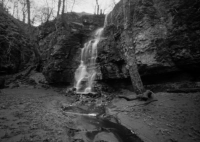 Waterfall Swallet, Derbyshire Peak District