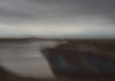 Rusting Boat, Norfolk