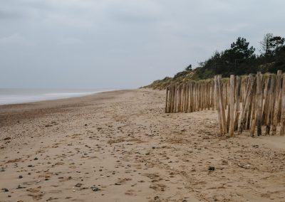 The Beach near Holme, Norfolk