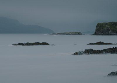 Dun Sgathaich Castle, Tokavaig, Skye