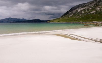 Incoming Weather, Loch Crabhadail, Harris, Outer Hebrides