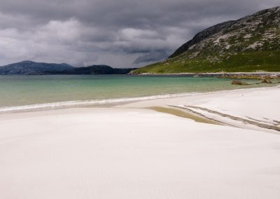 Incoming Weather, Loch Crabhadail, Isle of Harris