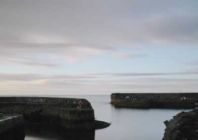 Portsoy Harbours, Portsoy, Aberdeenshire