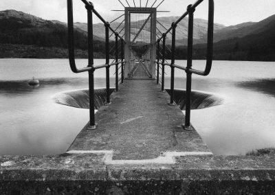 Overspill, Gleann Dubh Reservior, Argyll