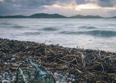 Blustery Dawn, Rubha Aird a' Mhuile, South Uist, Scotland