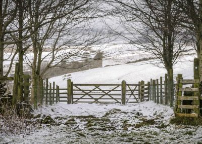 Minninglow Gate, Peak District