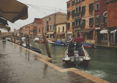 Murano, Rainy Day