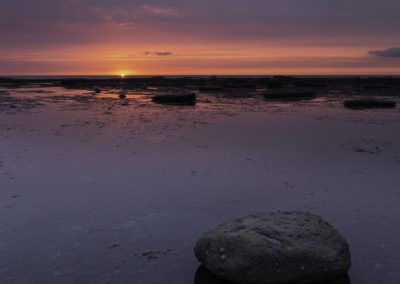 Saltwick Bay Sunrise, North Yorkshire