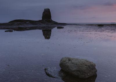 SSaltwick Bay and Black Nab, North Yorkshire