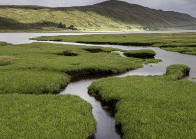 Sron Ard a' Mhullaich by Loch Ainort on Skye