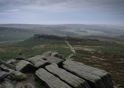 Kik Kat Stones, Higger Tor, Peak District