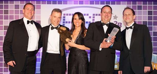 Itex wins Customer Service Award