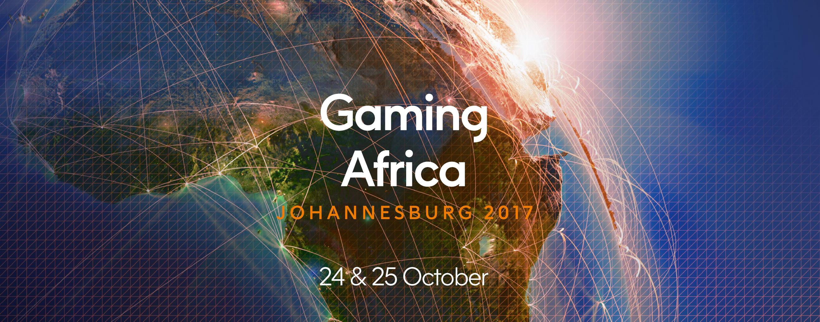 Gaming Africa - Johannesburg 24 & 25 October