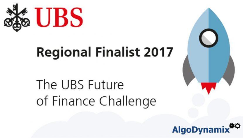 UBS FUTURE FINTECH CHALLENGE