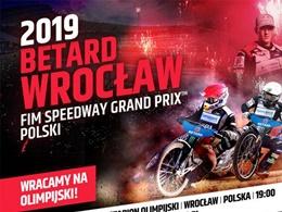 Grand Prix Polski na Żużlu Wrocław 2021