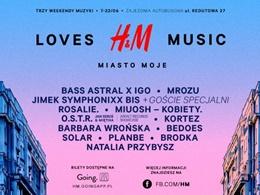 H&M Loves Music