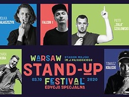 Warsaw Stand-Up Festival 2020