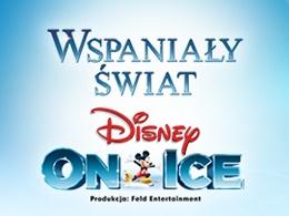 Disney On Ice: Wspaniały Świat