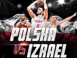 Kwalifikacje do Mistrzostw Europy w Koszykówce 2021 - Mecz Polska vs Izrael