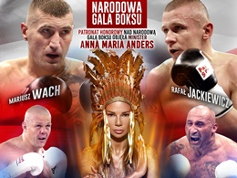 Narodowa Gala Boksu Boxing Night 14