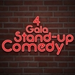 4 Gala Stand-Up Comedy