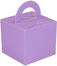 Lilac Favour/Gift Box – Pack of 10