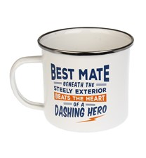 Top Bloke Mug - Best Mate