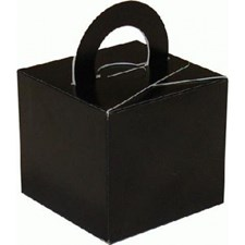 Black Favour/Gift Box – Pack of 10