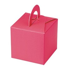 Hot Pink Favour/Gift Box – Pack of 10