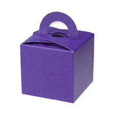 Purple Favour/Gift Box – Pack of 10