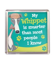 Top Dog Whippet Magnet