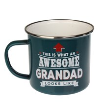 Top Bloke Mug - Awesome Grandad