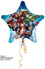 Disney Marvel Avengers Foil Balloon