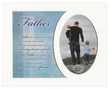 Photo Mount Father 10 x 8