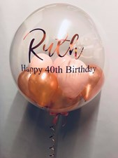 Personalised Balloons Click and Collect Available from Selby & Normanton Stores