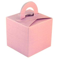 Light Pink Favour/Gift Box – Pack of 10