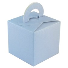 Light Blue Favour/Gift Box – Pack of 10