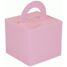 Baby Pink Favour/Gift Box – Pack of 10