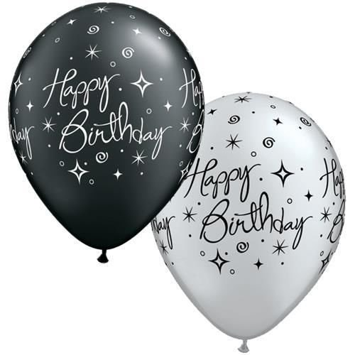 £5.95  Latex click and collect for a Bunch of 3 latex balloons