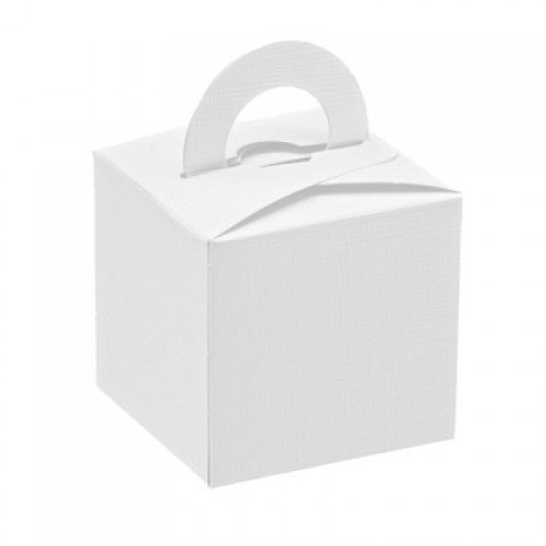 White Favour/Gift Box – Pack of 10