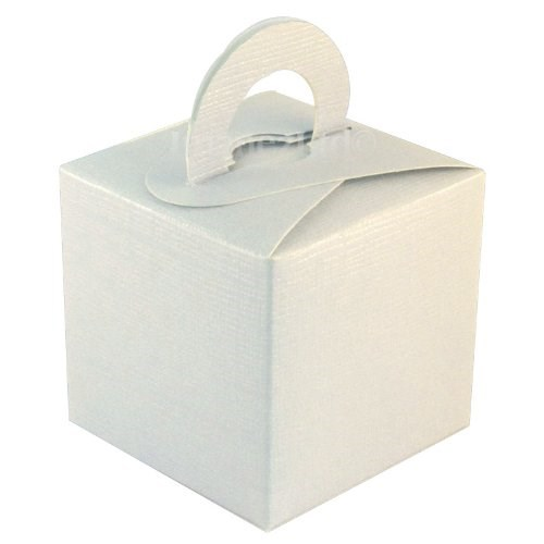 Ivory Favour/Gift Box – Pack of 10