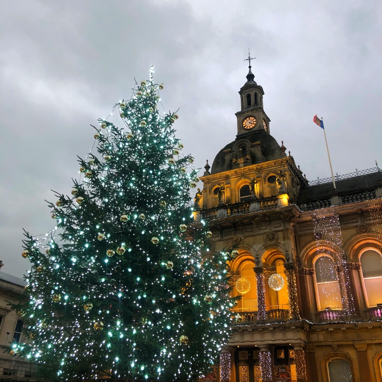 Christmas in Ipswich