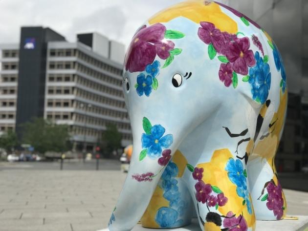 1. Hunt for the Elmer Sculptures
